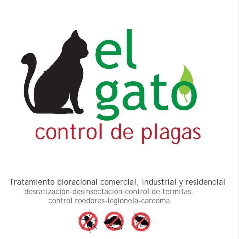Control de plagas el gato